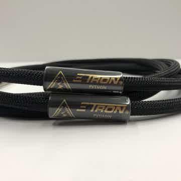 Etron Python RCA, 1.5m Pair