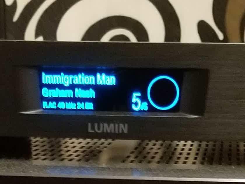 LUMIN D2 Black