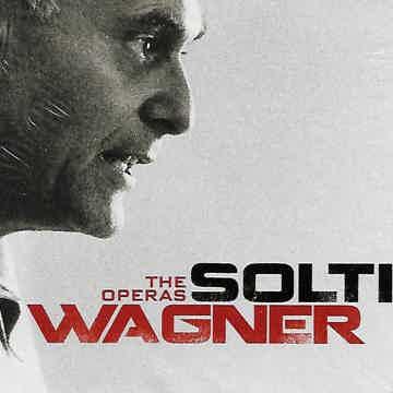 The Wagner Operas: Solti Edition 36 CD Decca