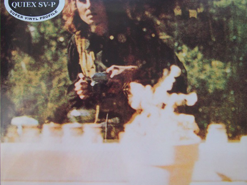 Graham Nash Songs for Beginners - Classic Records 200g Quiex SV-P - New/Sealed