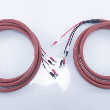 Cross Bi-Wire Speaker Cables
