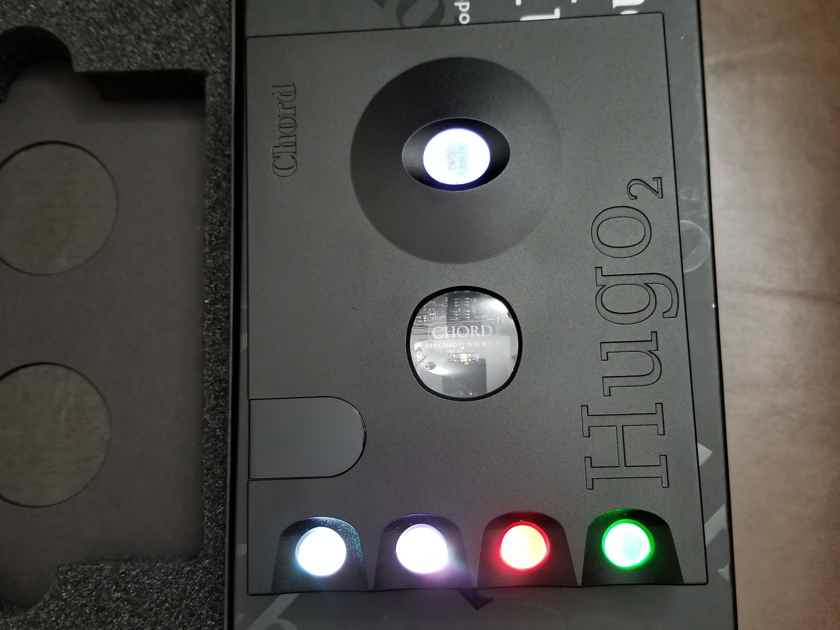 Chord Electronics Ltd. Hugo 2 DAC/Headphone Amp