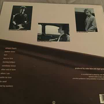 Code Blue Nigel Gray Producer Promo LP Code Blue