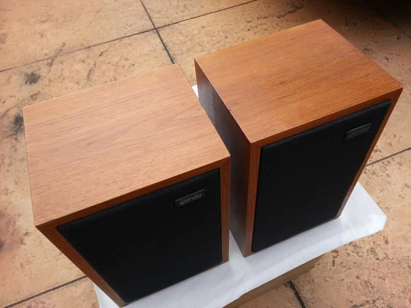 Spendor  LS3/5as 11ohms Teak