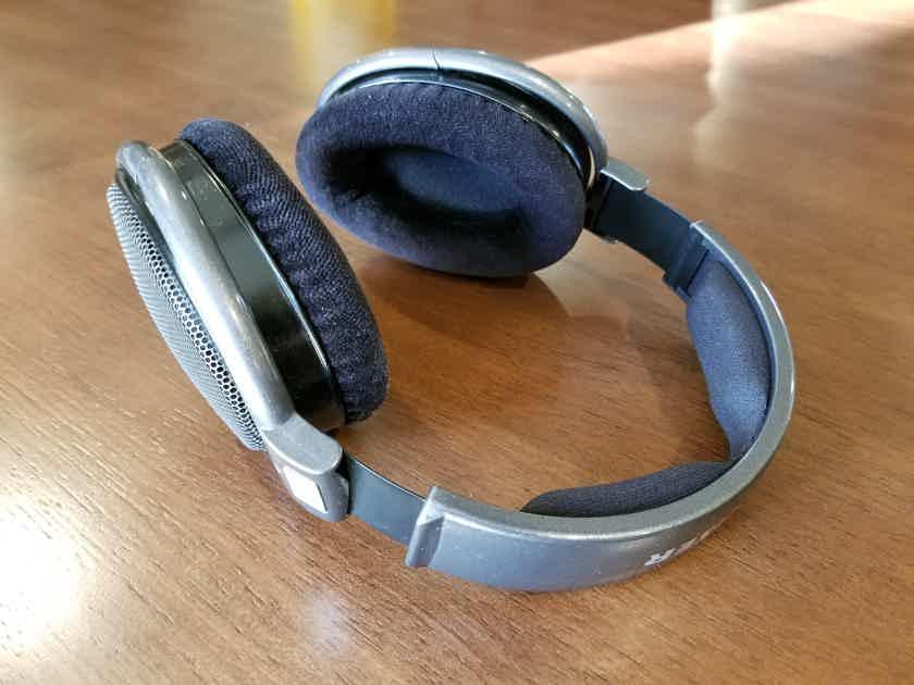Sennheiser HD-650 Headphones and C3 Audio SPOFC cable!