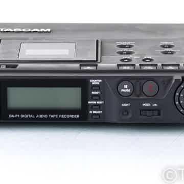 Tascam DA-P1 Vintage Portable DAT Recorder