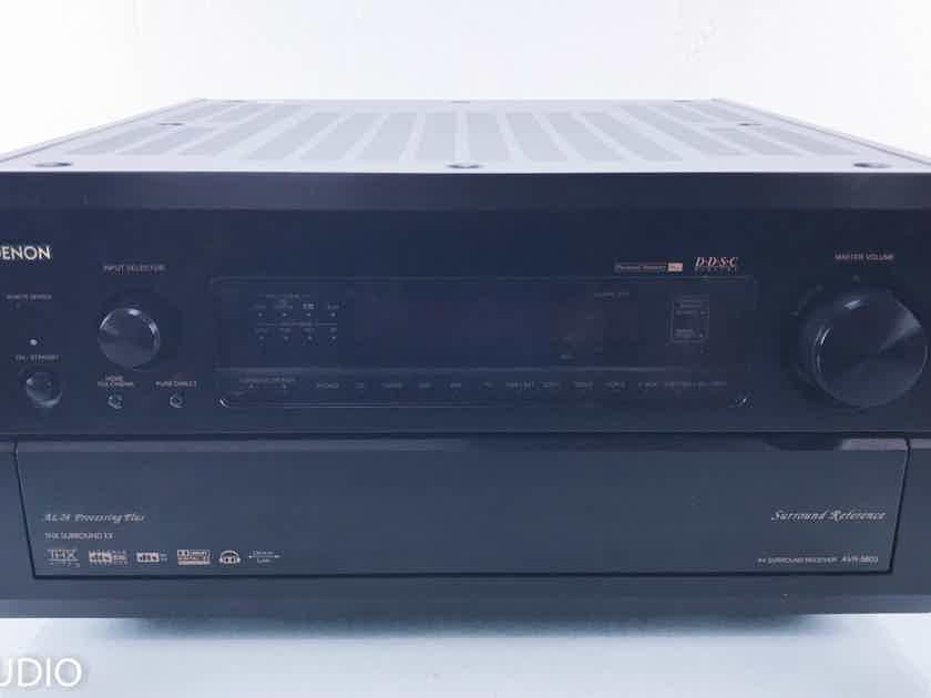 Denon AVR-5803 7.1 Channel Home Theater Receiver (No Remote) (12952)