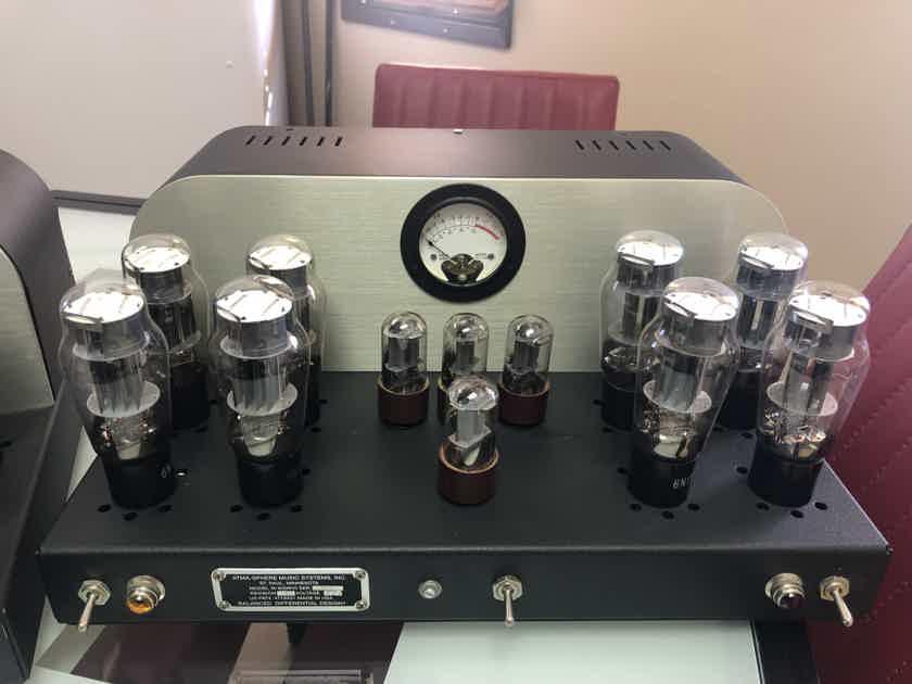 Atma-Sphere M-60 MK 3 Rev 1 Mono Amps