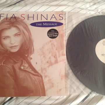 Sofia Shinas The Message Warner Brothers Records 12 Inc...