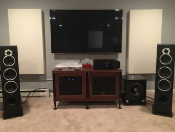 2.1-Channel System