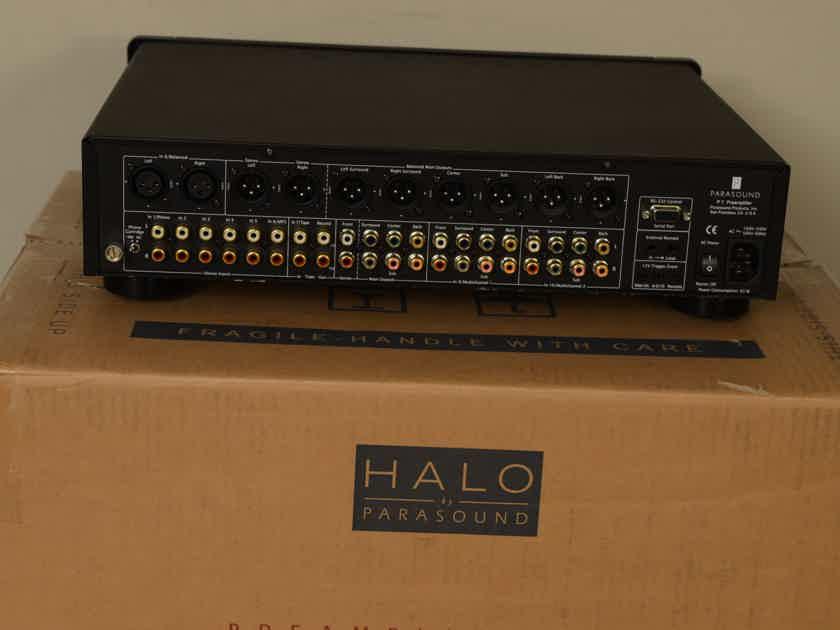 Parasound Halo P-7