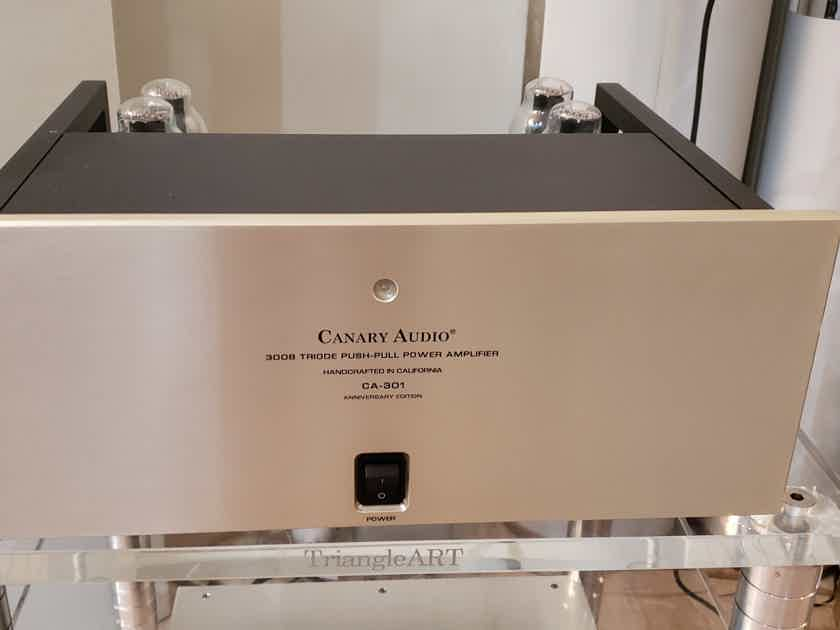 Canary Audio 301 ANNIVERSARY EDITION AMPLIFIER