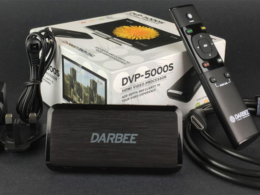 DARBEE VISION DVP-5000S V2.0 TV  & VIDEO ENHANCER