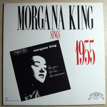 Morgana King - Morgana King Sings - 1974 Trip Jazz TLP-...