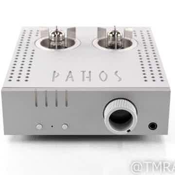 Pathos Aurium Tube Headphone Amplifier
