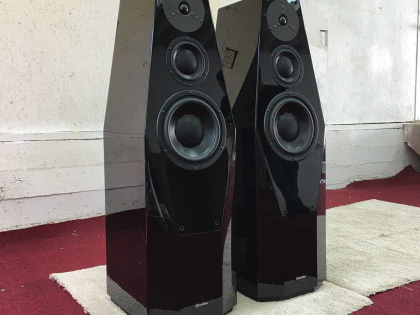 Silverline Audio Bolero Supreme in Piano Black Finish