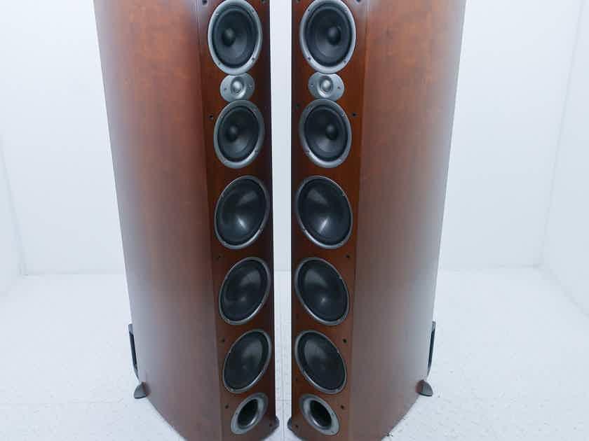 Polk Audio RTi A9 Floorstanding Speakers Cherry Pair; RTiA9 (15234)