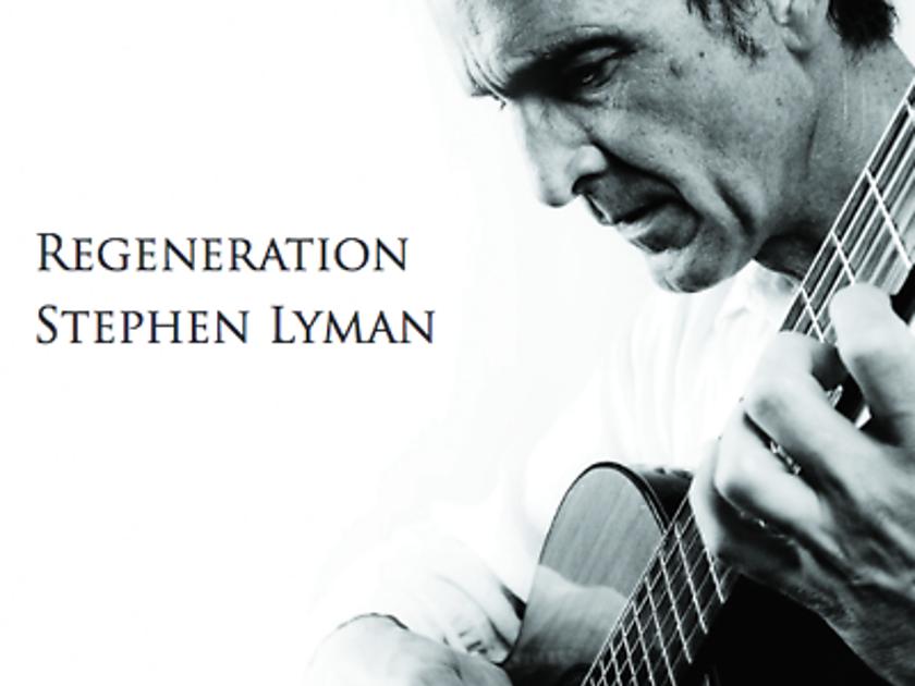 Stephen Lyman Regeneration SACD DSD