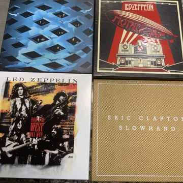 Assorted 180gram Rock Assorted Titles