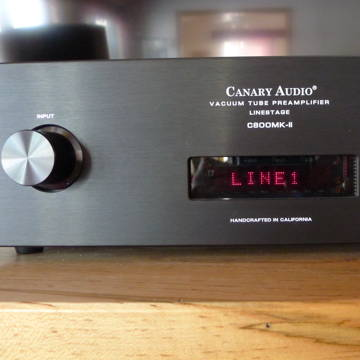 Canary Audio C800MK-II