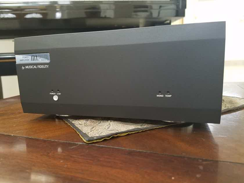 Musical Fidelity M1PWR stereo / mono Class D power amplifier