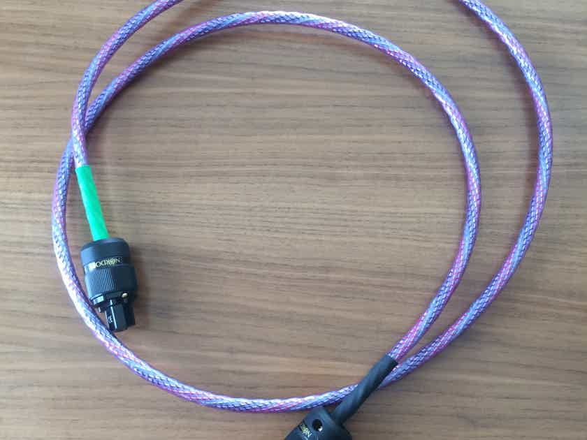 Nordost Frey 2 Power Cable 2m