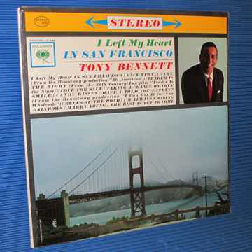 "TONY BENNETT   - ""I Left My Heart In San Francisco"" - C..."