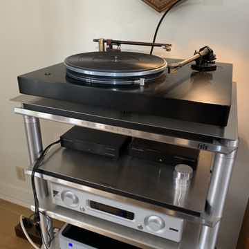 PTP Audio Solid 12/9 with tonearms