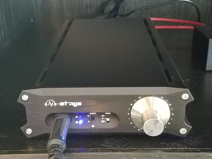 Matrix Audio HPA-3U Plus - Mint - Equipped with Sparkos Labs SS3602 Dual Op Amp - REDUCED