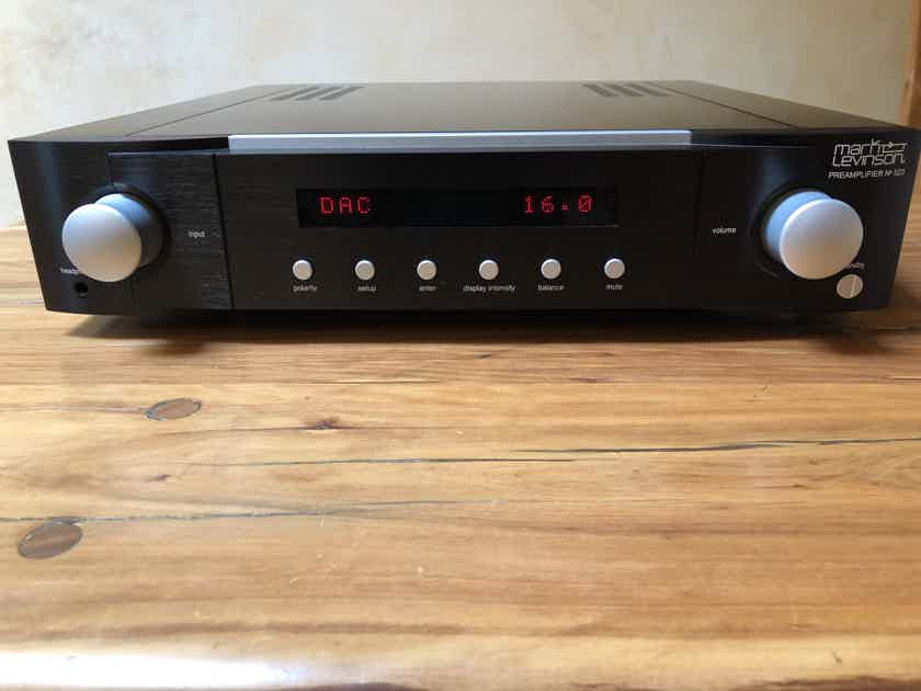 Mark Levinson  ML523 latest awesome preamp