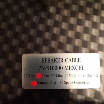 Esoteric Acrolink  7N-S10000Speaker Cable
