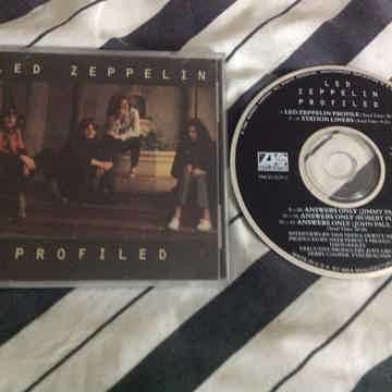Led Zeppelin - Profiled Atlantic Records Promo Compact ...