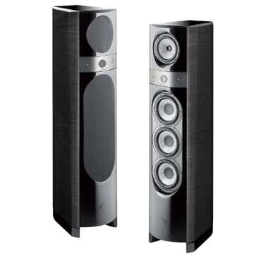 FOCAL Electra 1038 Be 2 Tower Speakers (Black Ash): NEW...