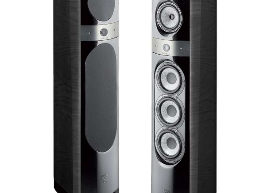 FOCAL Electra 1038-Be Tower Speakers (Black Ash): NEW-In-Box; 5 yr Warranty; 30% Off; Free Shipping – CANADA ONLY !
