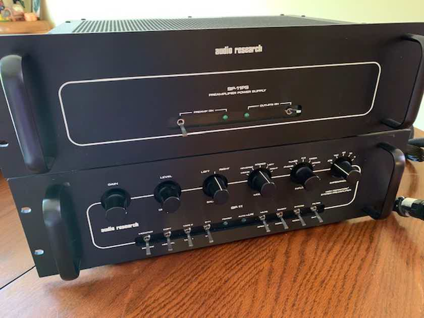 Audio Research SP-11 mkII SP11 MKII Tube Preamp