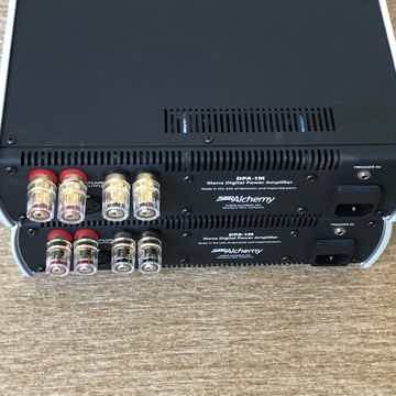 Audio Alchemy DPA-1M Monoblock Power Amp
