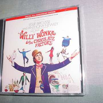 Sealed Willy Wonka and the chocolate factory soundtrack cd