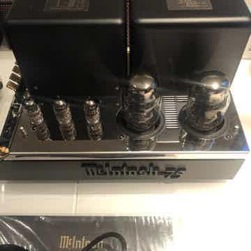 McIntosh mc75 Reissue