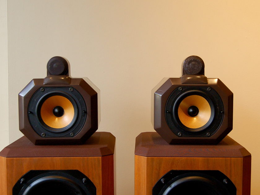 Bowers & Wilkins B&W Series 80 Model 802 Floorstanding Speakers