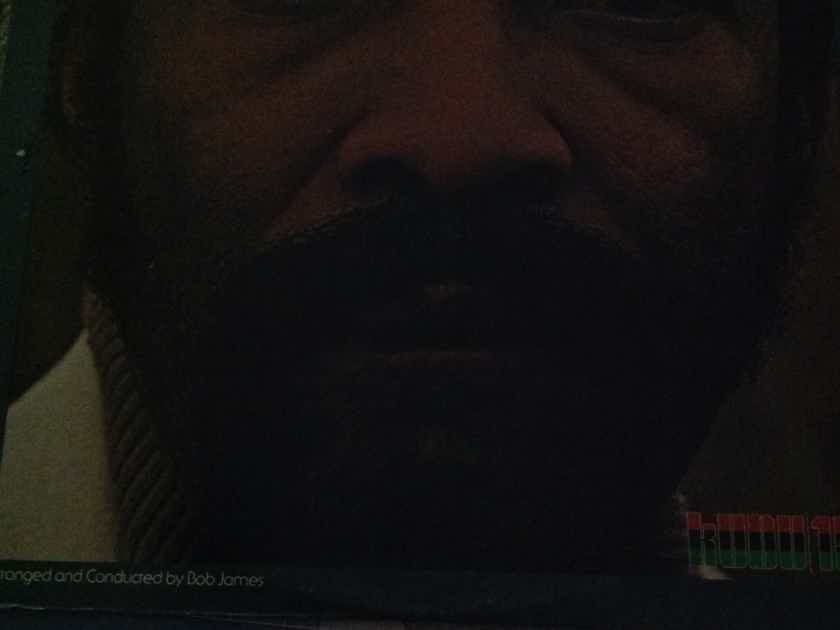Hank Crawford -  Wildflower Kudu Records SQ Quadraphonic Vinyl  LP NM