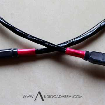 Audiocadabra Optimus™ Solid-Copper SuperQuiet™ USB Cabl...
