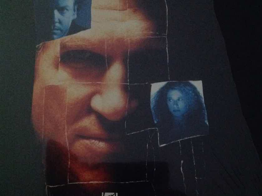 Jeff Bridges Keifer Sutherland - The Vanishing Special Widescreen Edition Laserdisc