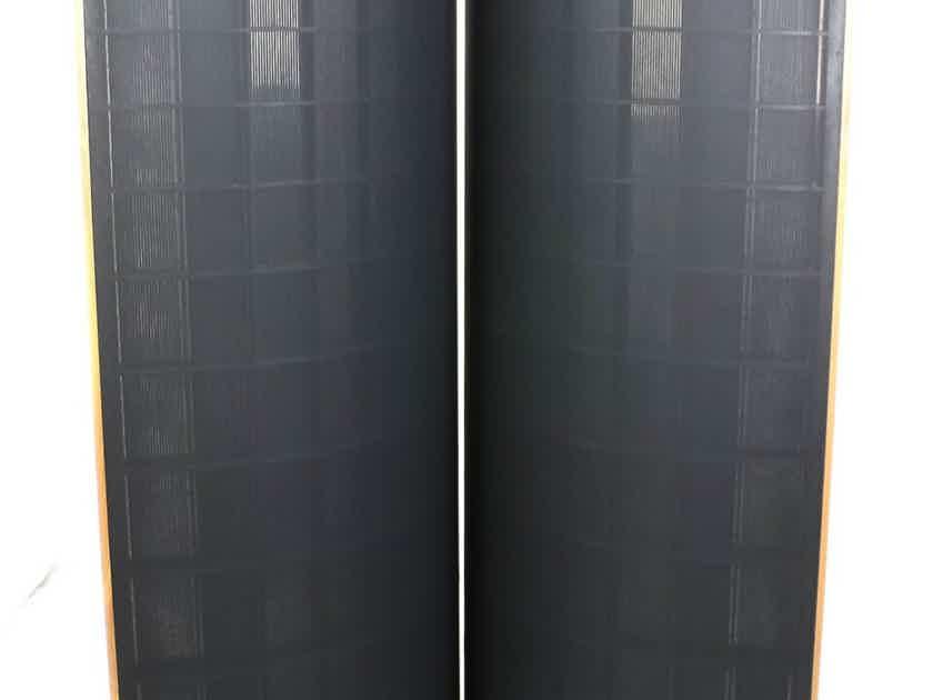 Sound Lab Millennium-1 Floorstanding Electrostatic Speakers; M-1; Black Pair (27048)