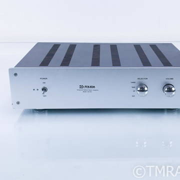 Jolida JD1501A Stereo Tube Hybrid Integrated Amplifier
