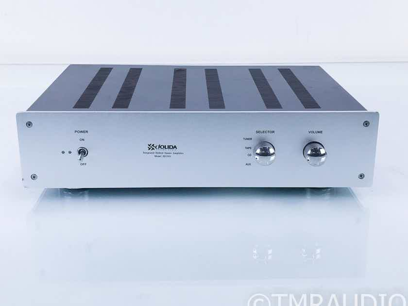 Jolida JD1501A Stereo Tube Hybrid Integrated Amplifier; JD-1501A (16768)