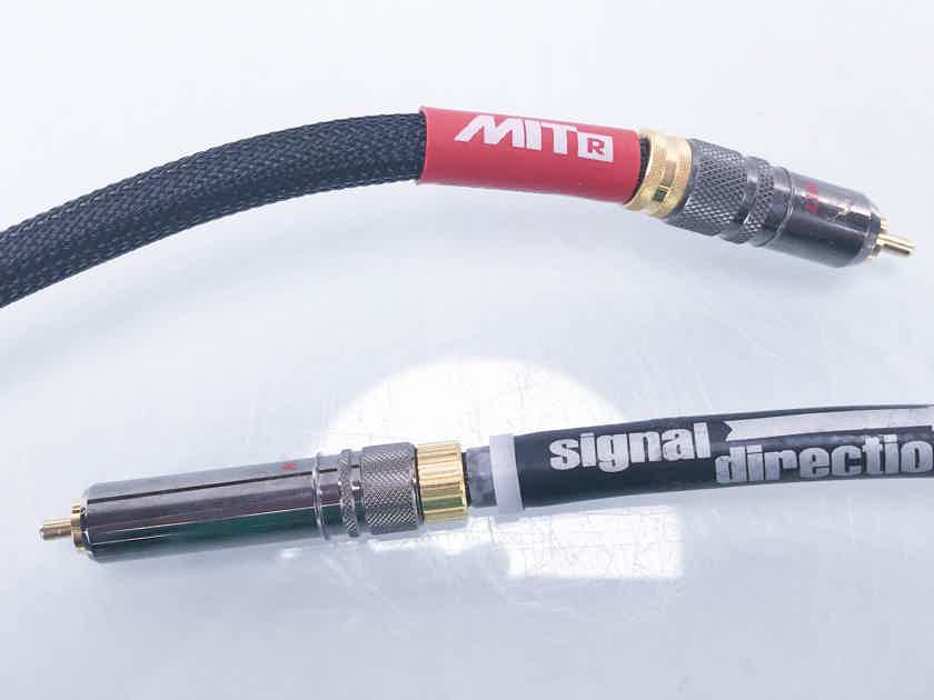 MIT Shotgun S1 RCA Cable; Single 1.5m Interconnect (11968)