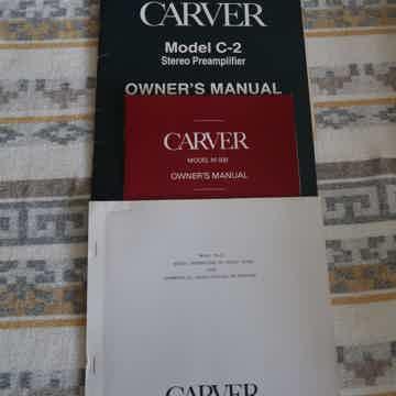 Carver Carver