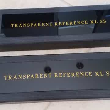 Transparent Audio Reference XL