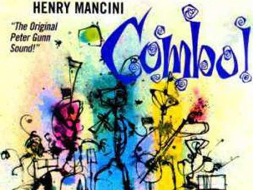 "Henry Mancini - Combo ""The Original Peter Gunn Sound"""