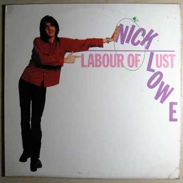Nick Lowe - Labour Of Lust - UK Import 1979 Radar Recor...